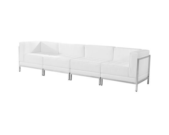 Furniture - White Modular