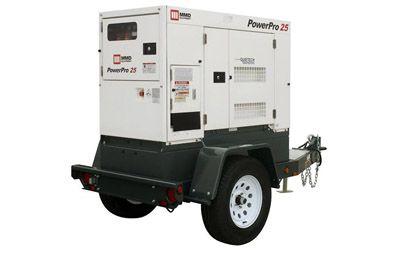 Towable Generator - 20kw