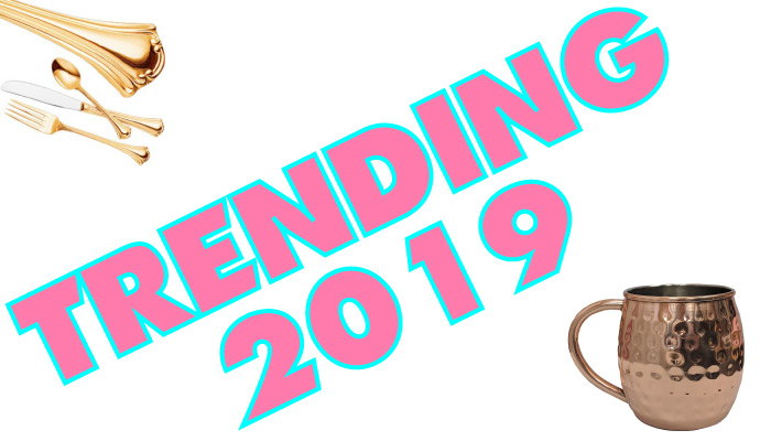 Trending Items in 2019